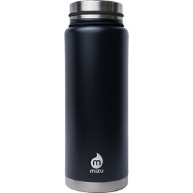 MIZU V12 Isolierte Flasche with V-Lid 1200ml enduro black